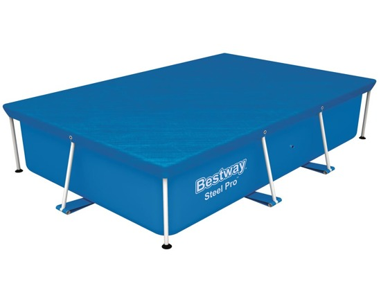 Cover the pool frame. 259x170 cm Bestway 58105