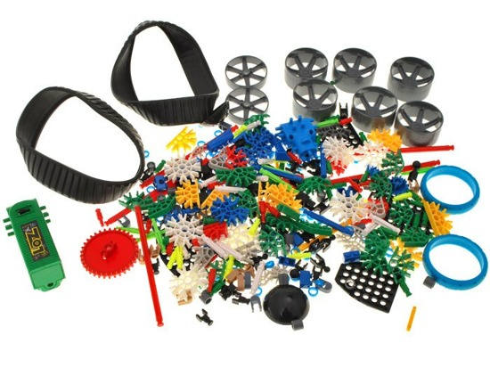 Creative pads robot technic blocks 362pcs ZA1327