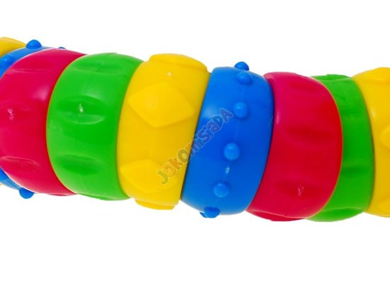 DOG RATTLE - Teether ZA0440