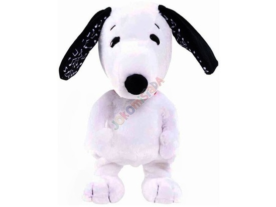 Dances Interactive charming little dog Snoopy ZA1912