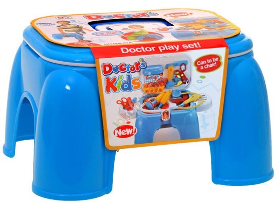 Dr. stool medical + kit for the doctor ZA0663