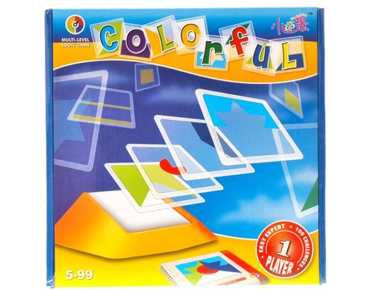 Educational puzzle colorful templates ZA 1357