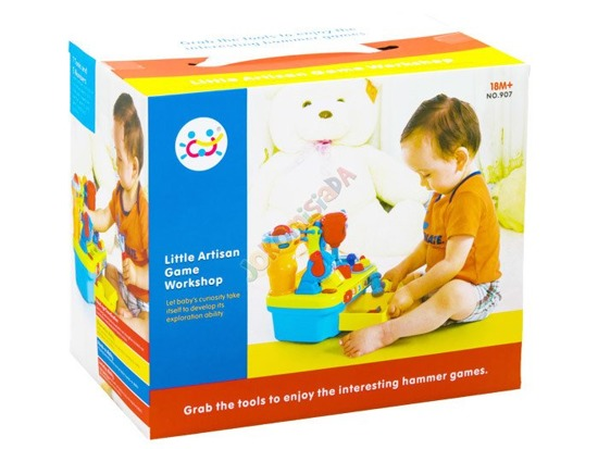 Educational workshop tools for baby ZA0760