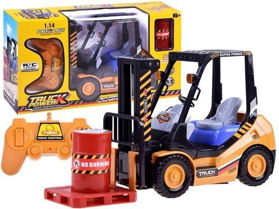FORK LIFT TRUCK R / C (RC0035)