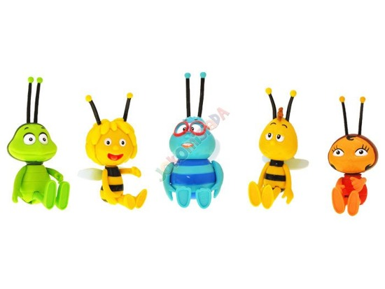 Figure of Maya the Bee and friends Willy ZA1879