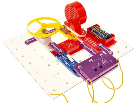 Great educational kit for electrician ZA1241