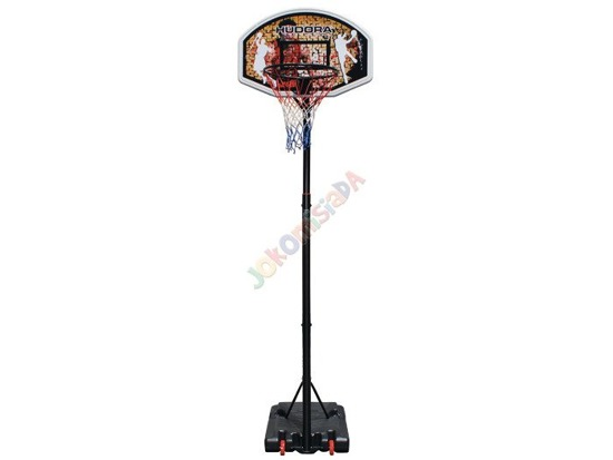 Hudora Standing BASKETBALL Chicago Trash 71663