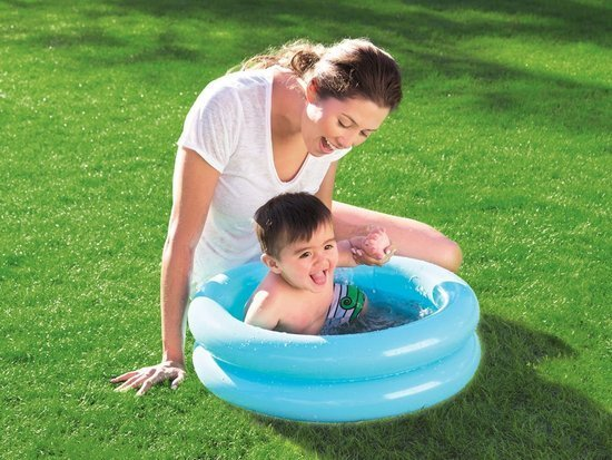 Inflatable paddling pool 61x15 cm Bestway 51061B