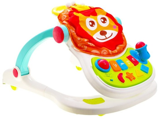 Interactive TABLE pushers lion 4in1 ZA1727