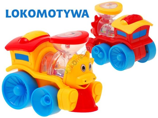 LOCOMOTIVE, TRUCK FOR baby ZA0610