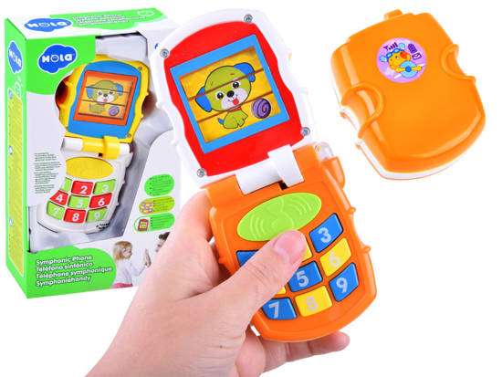 MOBILE Music Phone for baby ZA0232
