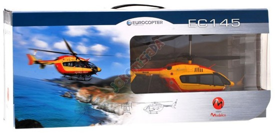 MODEL R / C HELICOPTER EUROCOPTER EC145 RC0151