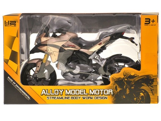 Metal Motor Scale 1:12 speeder to tourism ZA1165