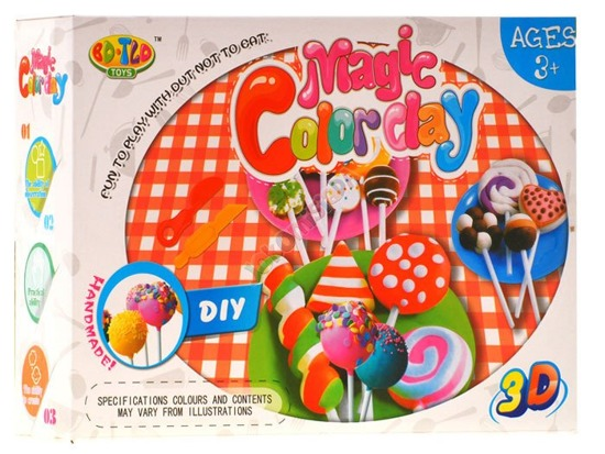 Modelina do the same candy lollipops ZA1126