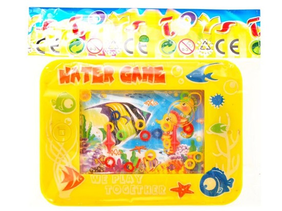 Pocket Game Console Water WORLD WATER ZA1689
