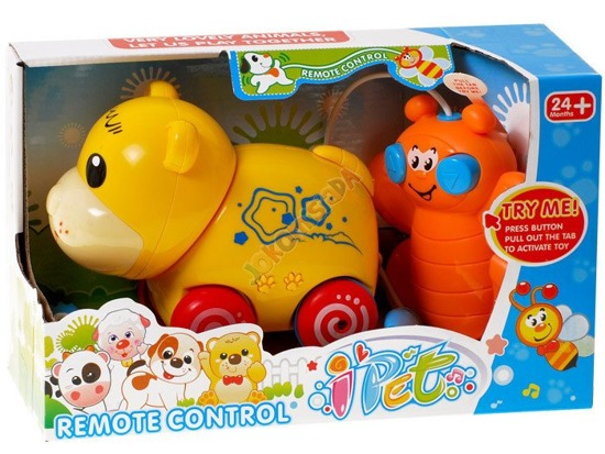 REMOTE CONTROL FOR BEAR baby ZA0670