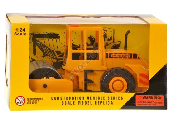 Roller vehicle toy building ZA0841