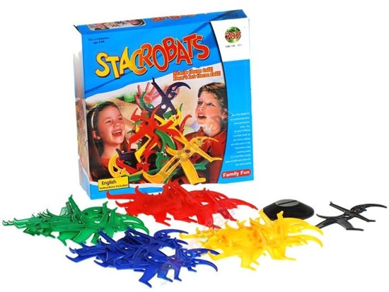SPACE ADVENTURE STACROBATS great game GR0013