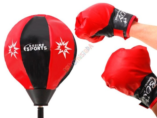 Set Boxing Gloves PEAR + SP0182