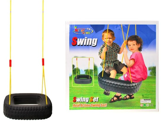 Swing BIG TIRE swing to hang SP0297