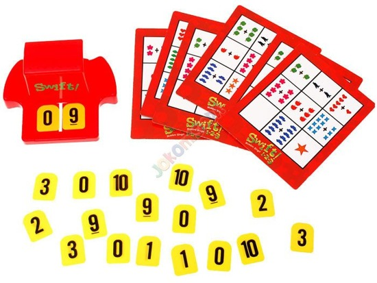 The new educational game BINGO GR0095