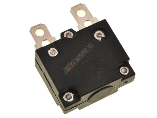Thermal fuse for cars battery