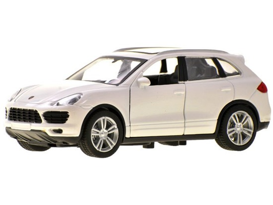 Toy metal 1:32 license Porsche Cayenne ZA1819