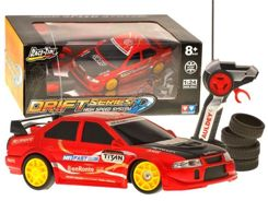 Autko Drift Wyścig Auto do driftu R/C 1:24 RC0209