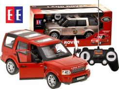 Auto LAND ROVER SUV licencja 1:16 pilot EE RC0237