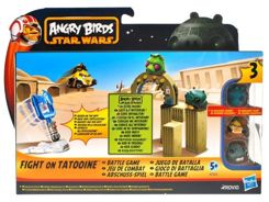 Hasbro ANGRY BIRDS STAR WARS FIGHT TATOOINE ZA0968