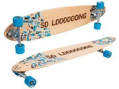 Hudora Longboard Big Rock/Imperial 12804,12805