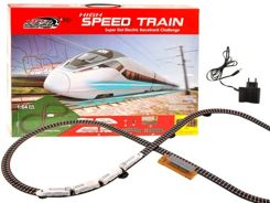 Kolejka speed train pociąg Skala 1:64 450cm RC0301