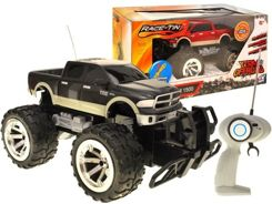 Wielkie auto Dodge Offroad pilot PICK-UP RC0377
