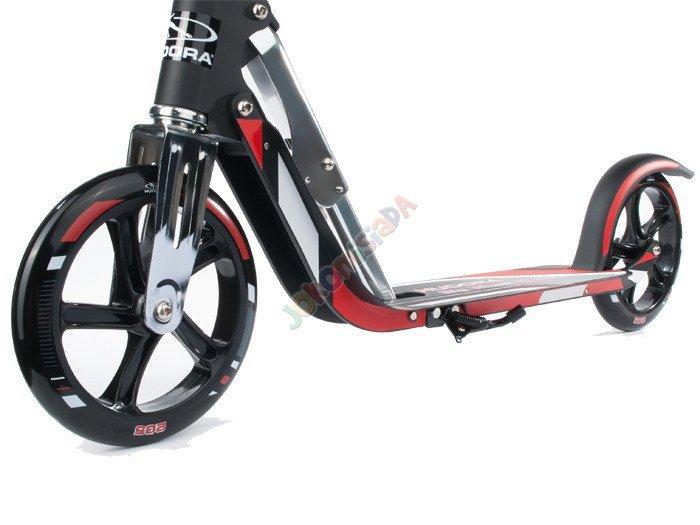hudora du a hulajnoga big wheel rx pro 205 14758 sport dla dzieci hulajnogi dla dziewczynek. Black Bedroom Furniture Sets. Home Design Ideas