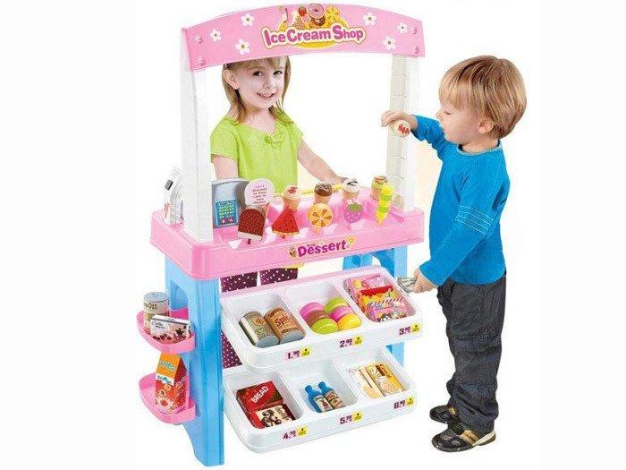 S Odki Sklep Kasa Ciastka Lody S Odycze Za0853 Zabawki Dla Dzieci Agd Kuchnie Dla Dzieci 3