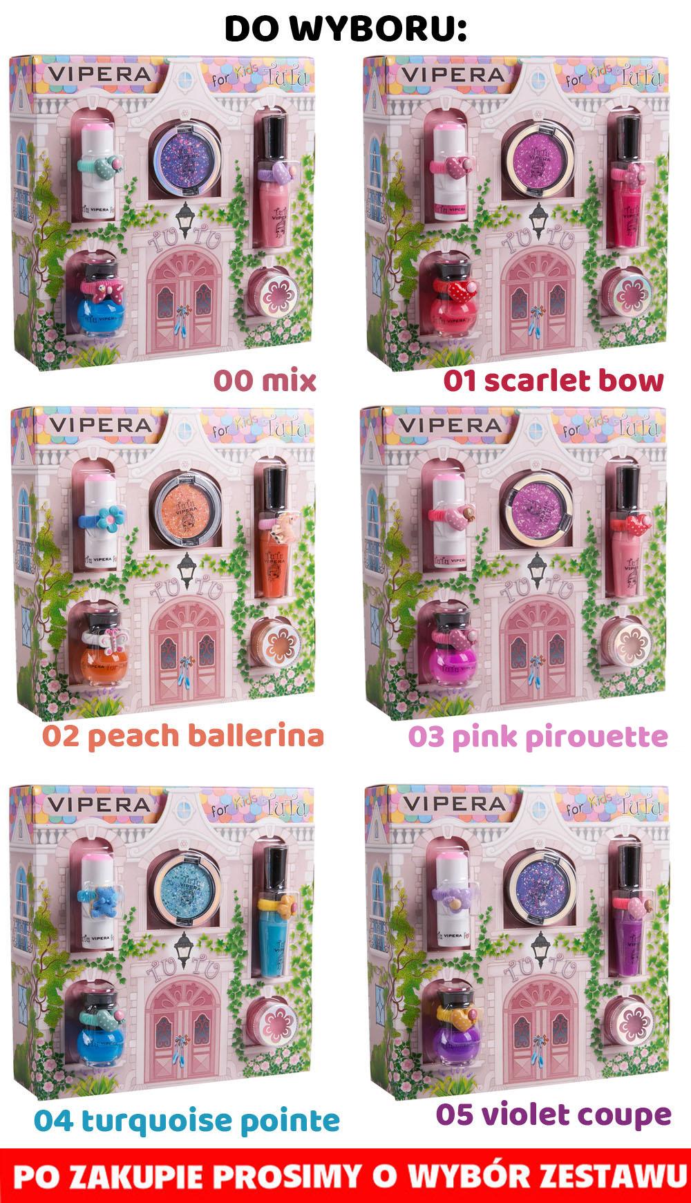 Cosmetics VIPERA TuTu for girls Cottage KO0003 | cosmetics for