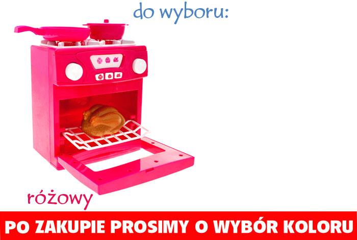 Agd Kuchenka Do Gotowania Piekarnik Dźwięk Za1650 Zabawki