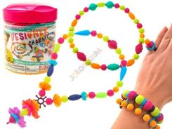 BEADS to do push-charms bracelet ZA1486
