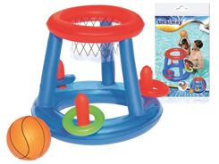 Bestway inflatable basketball. Playground ball 52190