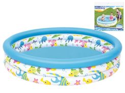 Bestway inflatable swimming pool for children 122x25cm 51009