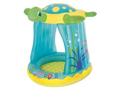 Bestway swimming pool with a turtle Turtle soft bottom 52219