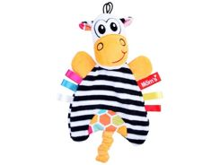 Colorful striped Packa Zebra rattle ZA3011