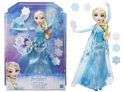 Doll Elsa Frozen Movie snowflake ornaments ZA2730