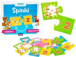 Game CLINKS Addition and Subtraction GR0310