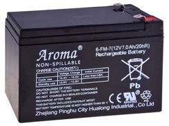Gel battery 12V 7Ah SER043