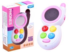 Interactive phone for baby sounds ZA2648