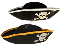 KORSARZ cap pirate hat King of the Sea ZA1311