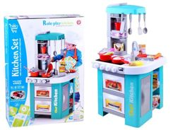 Kitchen for children fridge faucet pots ZA2639