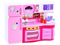 Kitchen for dolls fridge dishwasher access ZA2641