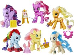 Movable Figurine My Little Pony accessories ZA2740